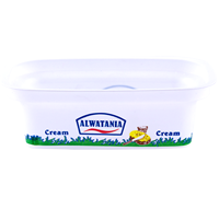Spreadable food containers