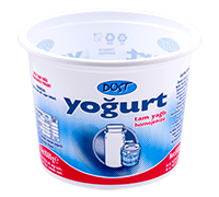 yogurt containers